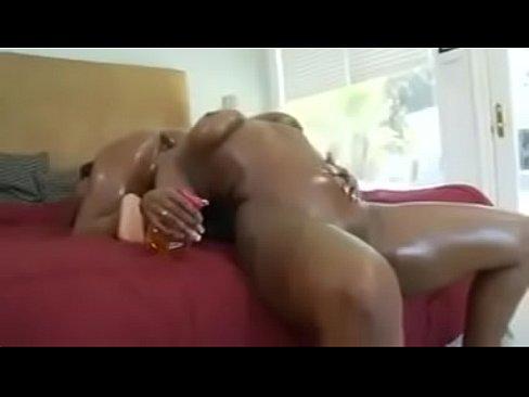 Black Pussy Licking