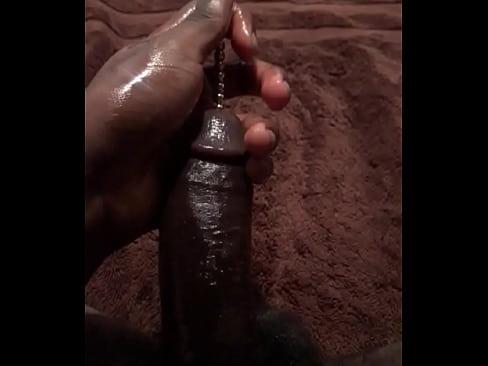 Deep cock sounding
