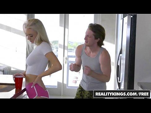 RealityKings - Sneaky Sex - Brick Danger Haley Reed Molly Mae - Three Is Fun