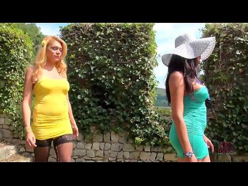 Nainen Bondage porno