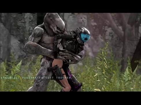 Halo Master Chief Gay Porn -