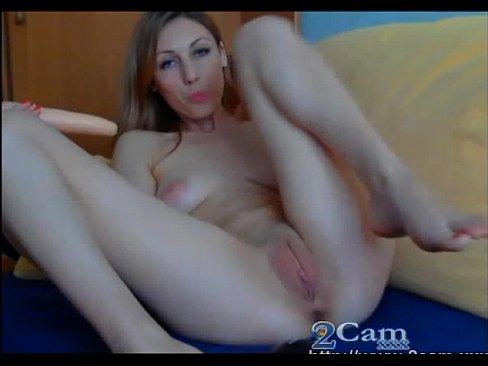 Girl Masturbating Long Nails