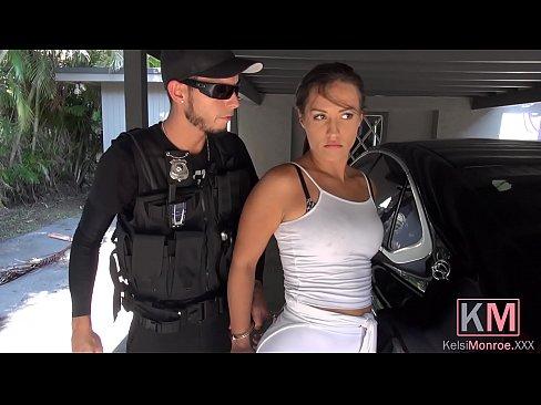 KM.17.1 Kelsi Monroe Run From Police Part 1 KelsiMonroe ... Kelsi Monroe Spankbanb