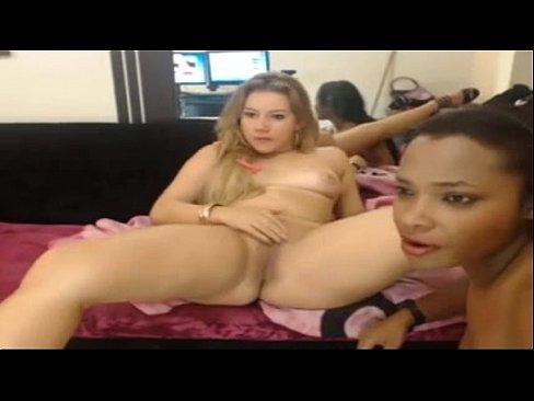 Nella and peaches lesbian threesome