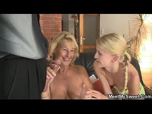 woman hot vintage couple sucking fucking enjoyed being held down