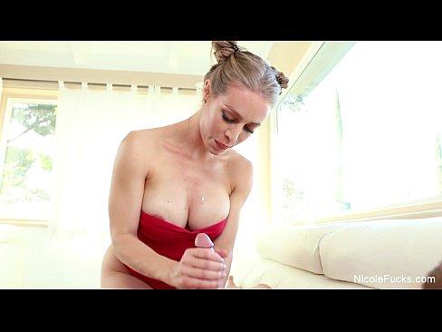 Nicole Blowjob Nice Tits