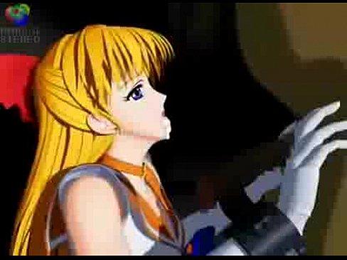 Sailor Venus 3d