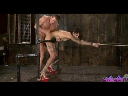 Anal punishment sex