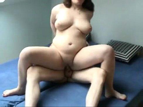 molliger Reality-Porno