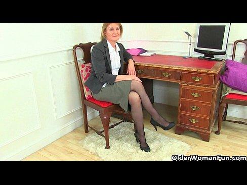 English mature secretaries