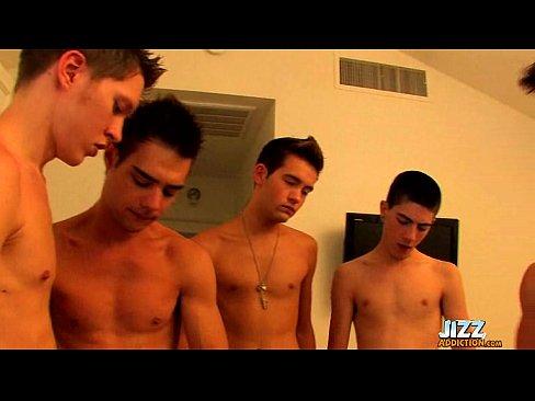 Bukkake Gay Men Orgies