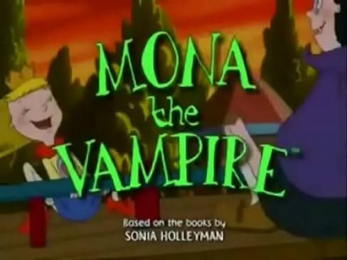 MONA THE VAMPIRE XXX
