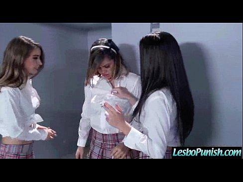 dildo punishment Lesbian