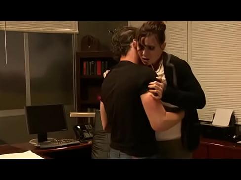 Threesome porn star sex