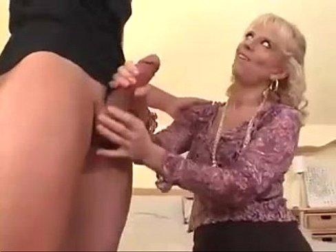 Sexy milf ass fucked
