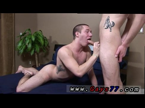 Straight to gay porn free