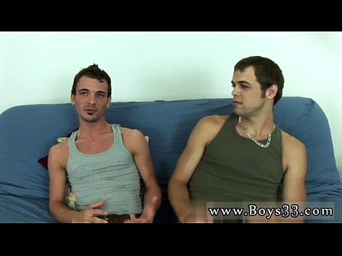 Straight guy cums in gay mouth