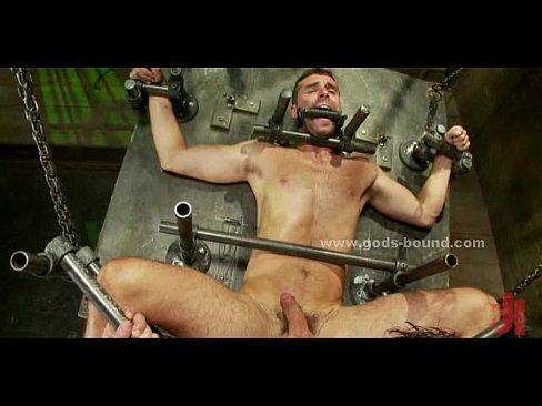 Brutal gay slave