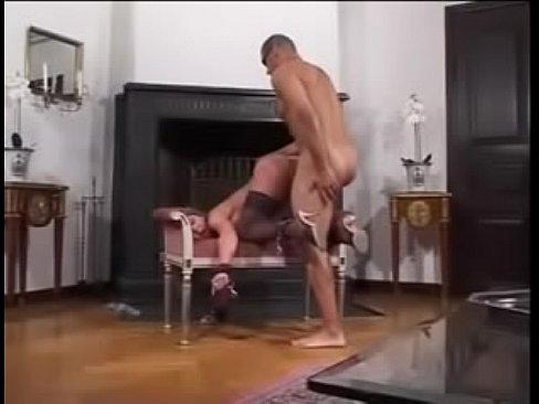ebony strong anal sex