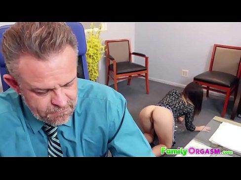 Dad Fucks Redhead Daughter