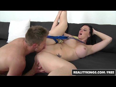 Anna love big tits