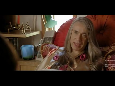 Carrie Brownstein Sexy Scene - Portlandia