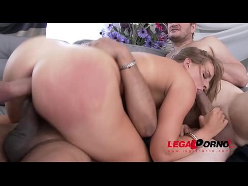 asiatisk Ladyboy anal creampie
