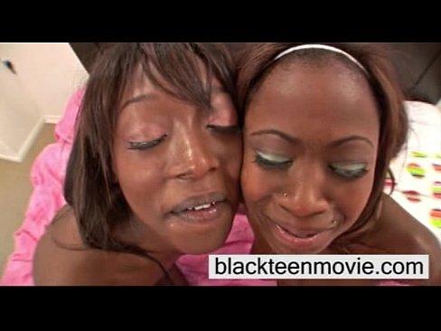 Red Head Ebony Threesome