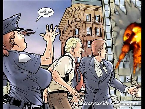 2d comic cyberian nation episode 7 7