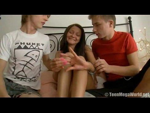 Un bon trio avec Ilina