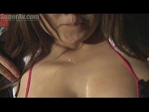 Perfect hard nipple tits