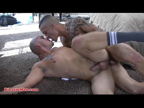 Bi Latin gay Latin men