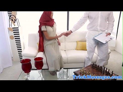 Beautiful arabian girl fucking — 13