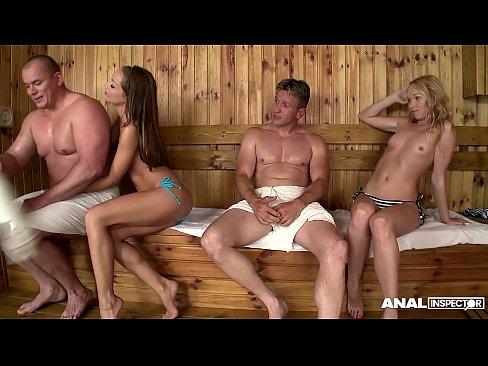 Sauna Sweeties
