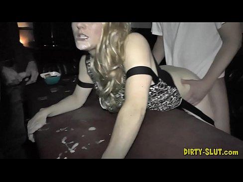 bigtitted cougar stepmom doggystyled in trio