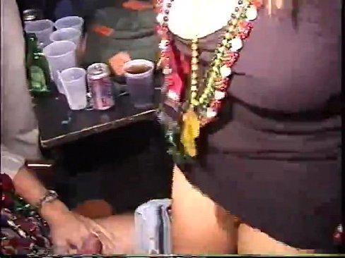 Mardi gras tit sucking part 3 4
