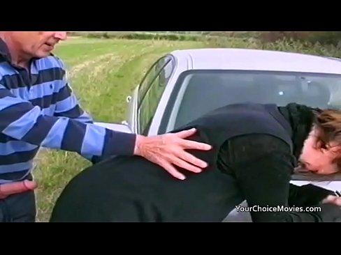 Czech Amateur Public Sex