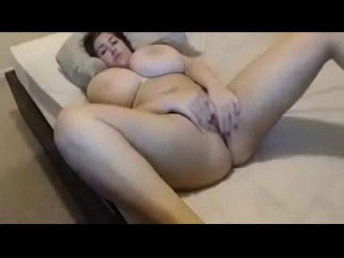 Sexy bbw masturbation1