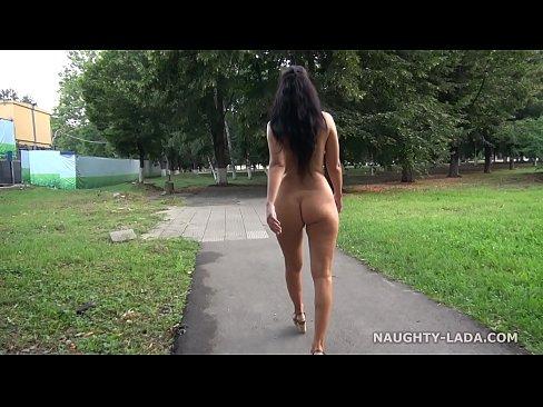 Naughty lada public nude walk are