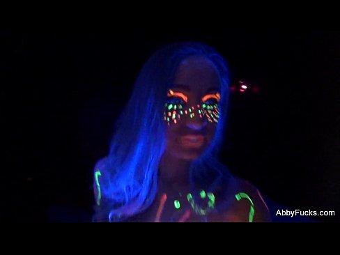 Abigail Mac Lesbian Behind the Scenes
