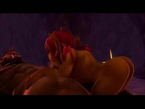Warcraft hentai of World goblin