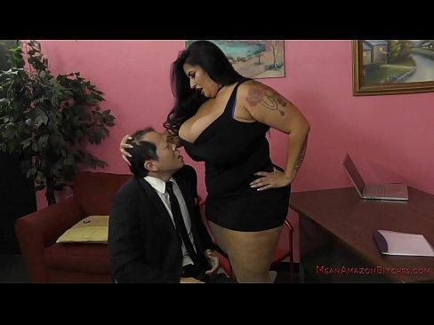 Fat Bbw Lesbian Strapon