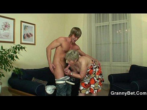Teen taking big boner