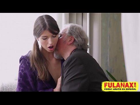 old man fucks young girl