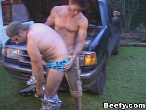 Mechanic Gay Porn