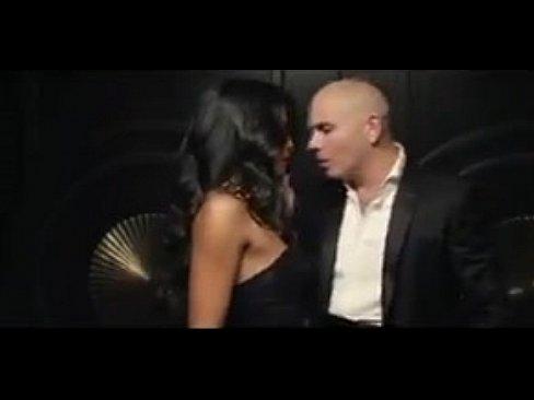 Xxx Pitbull video girls