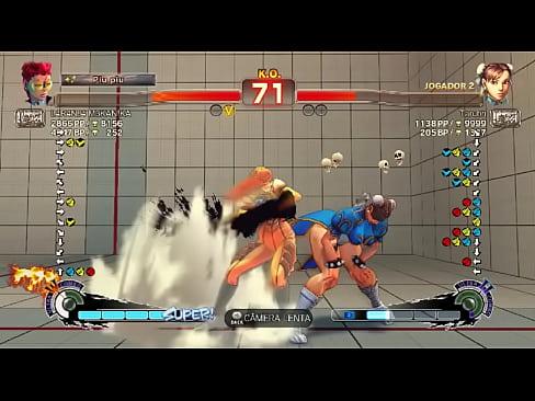 Chun-Li Hairy Pussy Street Fighter Chun Li