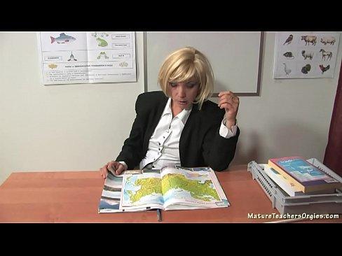 Russischen Reife Lehrer 9 - Kayla (Pause)