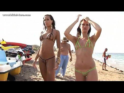 Micro Bikini Oily Dance 2